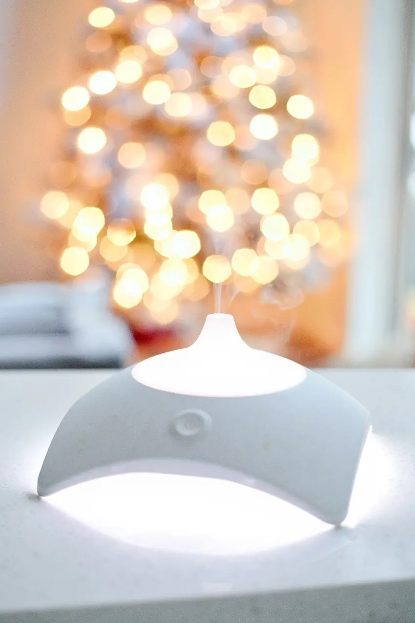 Ten Must-Try Essential Oil Holiday Diffuser Recipes