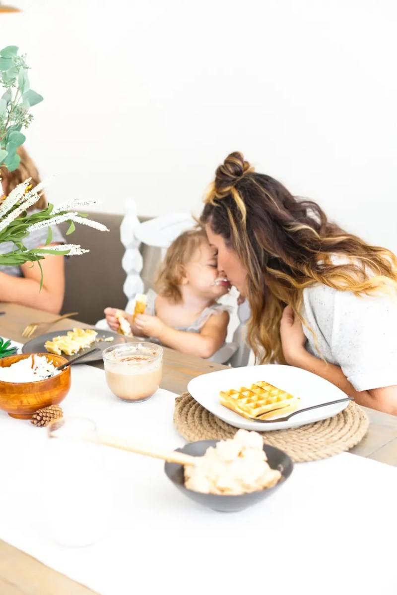 The Perfect Family Brunch (hint: it's easy too!)