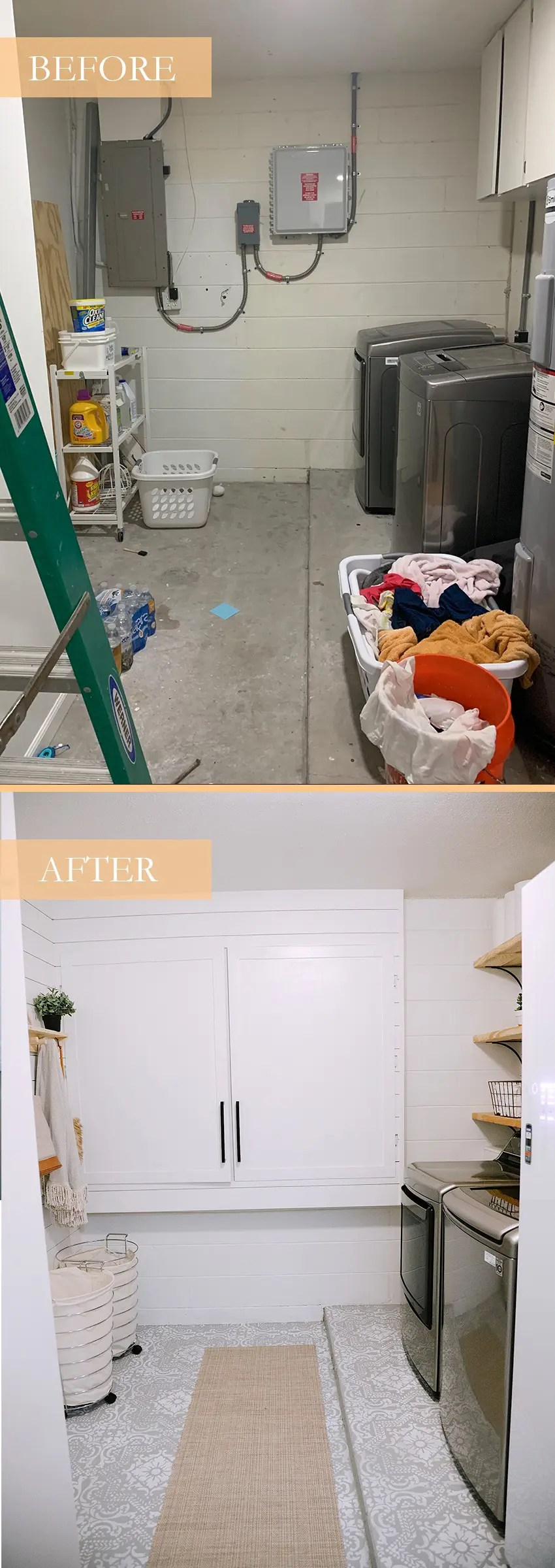 How To Paint A Cement Floor Home Decor Fresh Mommy