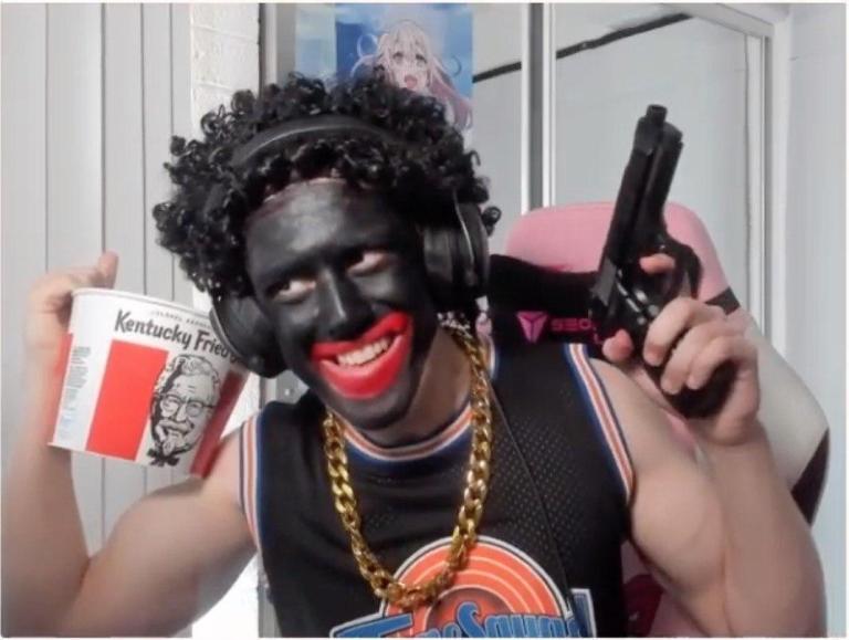 catboykami blackface