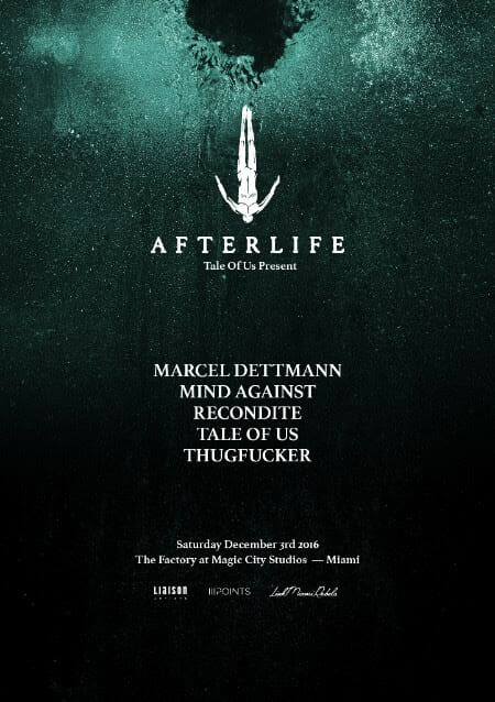 afterlife tour