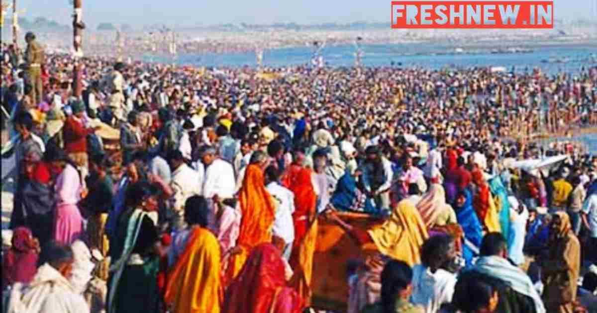 Kumbh Mela 2019 at Paryagraj (Allahbad) News Blog. Image photo picture