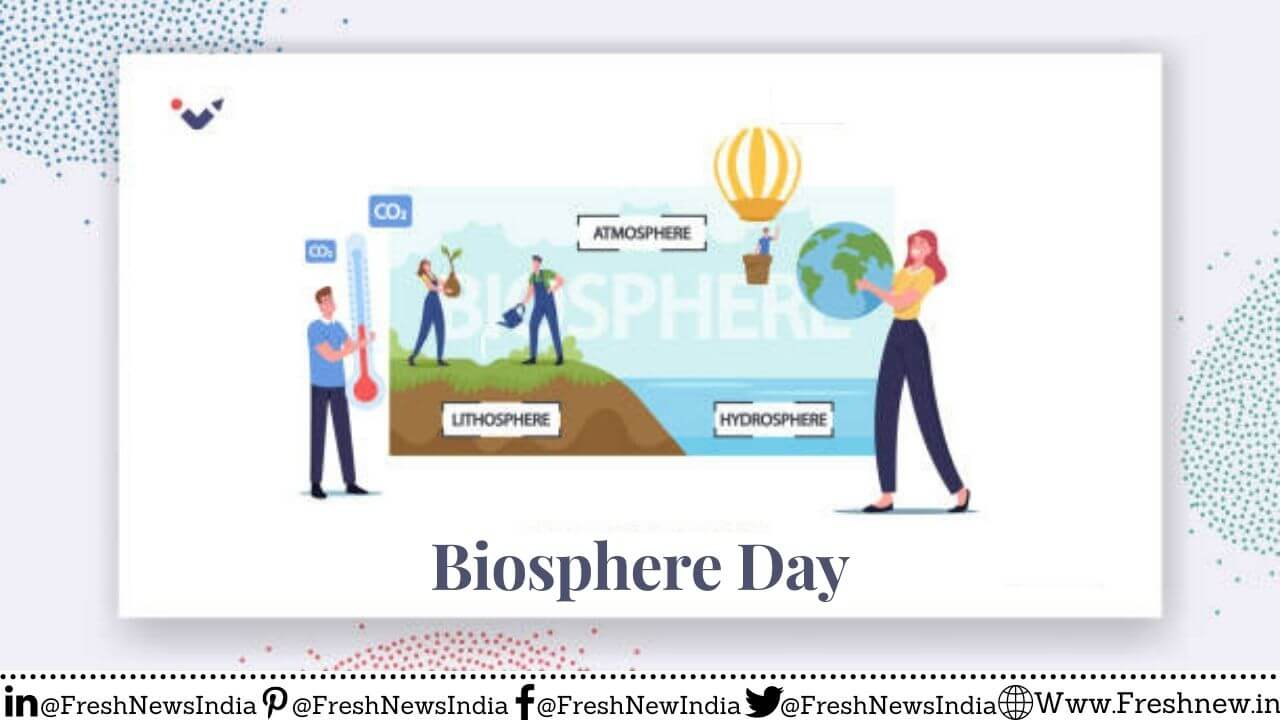 Biosphere Day 2021 What is Biosphere History & Importance