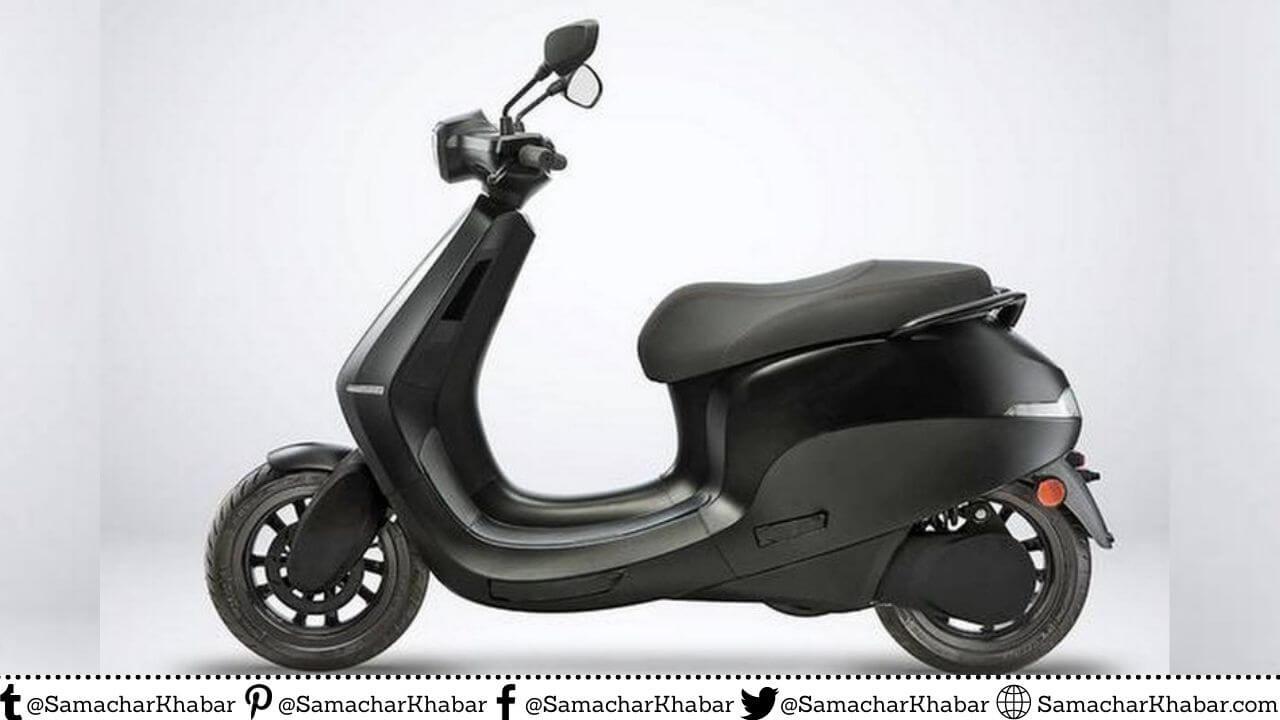 Ola Electric Scooter ओला ने दो दिनों में स्कूटर की बिक्री से कमाए 1,100 करोड़
