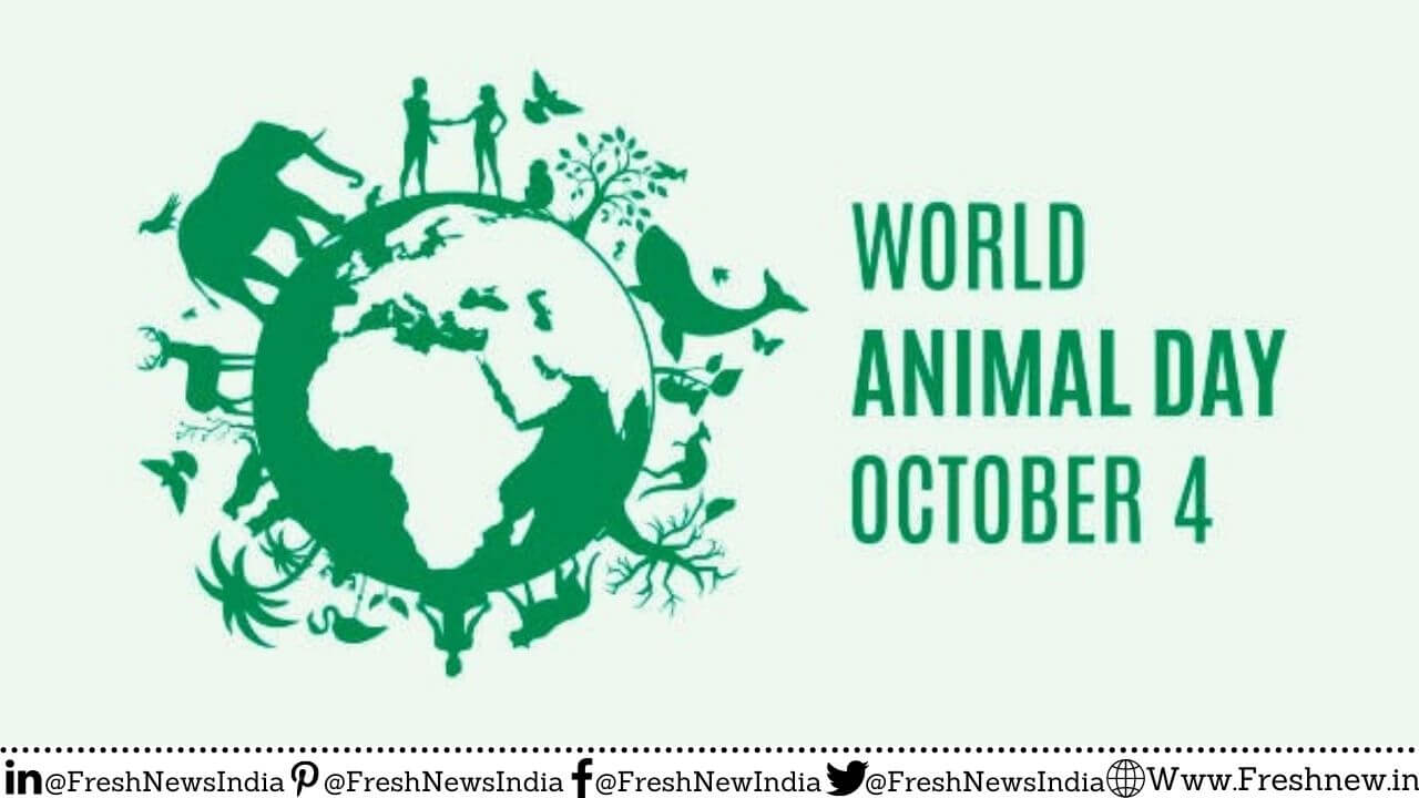 World Animal Day 2021 Theme, History, Significance, Quotes, Celebration