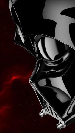 Darth Vader Star Wars Illustration Android Wallpaper