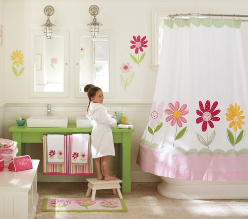 30 Modern Bathroom Designs for Teenage Girls  Freshnist