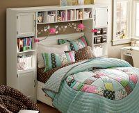 90 Cool Teenage Girls Bedroom Ideas | Freshnist
