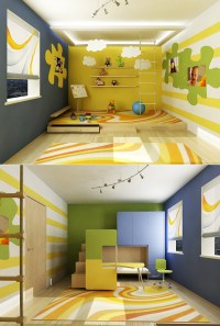 Kids Playroom Inspiration: 14 Design Ideas | Freshnist