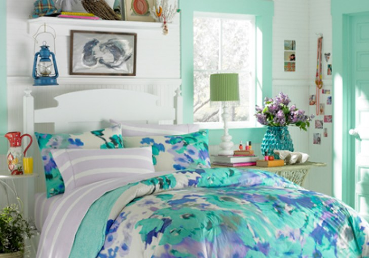 Teal Black And White Bedroom Ideas