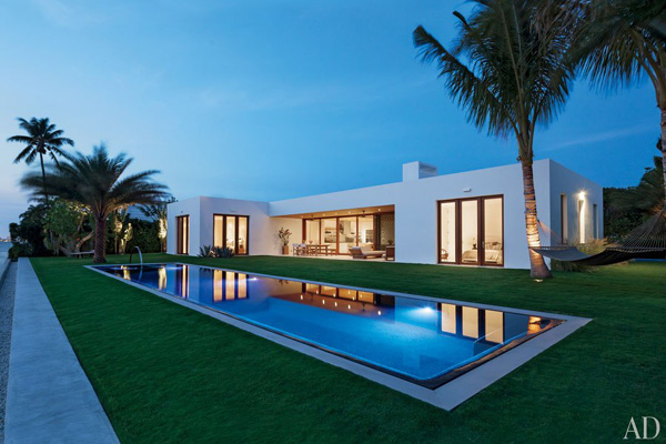 Really Cool and Relaxing Home Design in Florida  Freshnist