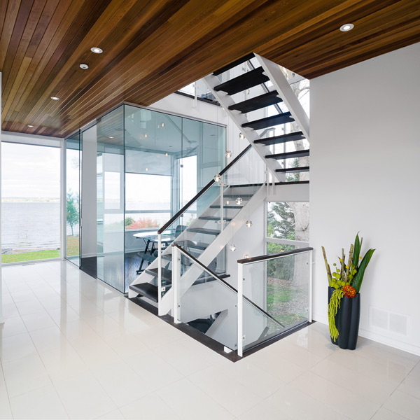 Good Looking And Heart Touching Contemporary House Design Freshnist