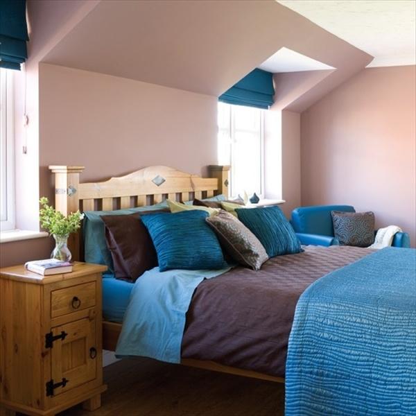 12 Fabulous Look Teal Bedroom Ideas