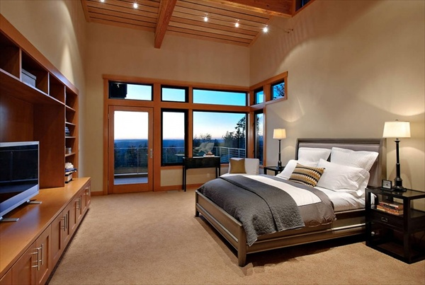 10 Modern And Luxury Cool Bedrooms Freshnist