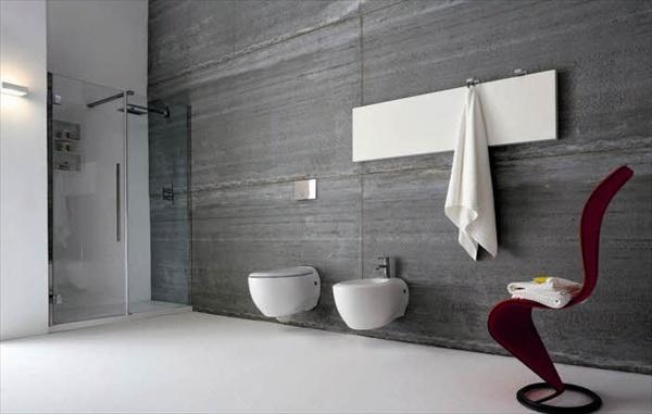 navy blue and grey bathroom ideas