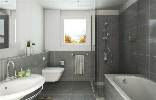 light grey bathroom ideas