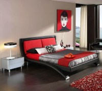 Red Bedroom Ideas and Decor | Freshnist