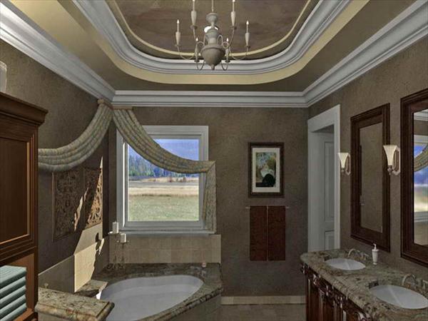 10 Modern And Luxury Master Bathroom Ideas  Freshnist