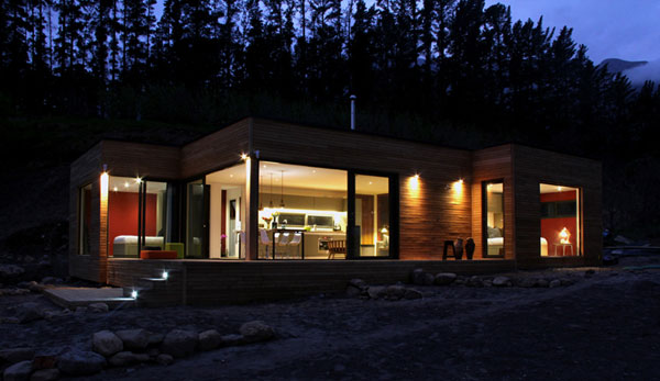 amazing residence21 Compact Residence Embedded in a Dreamy Landscape: The Ecomo Home