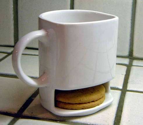 dual purpose drinking mug