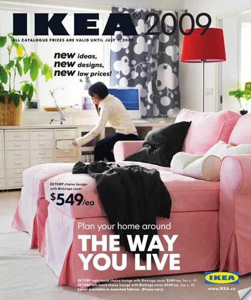2009 ikea catalogue