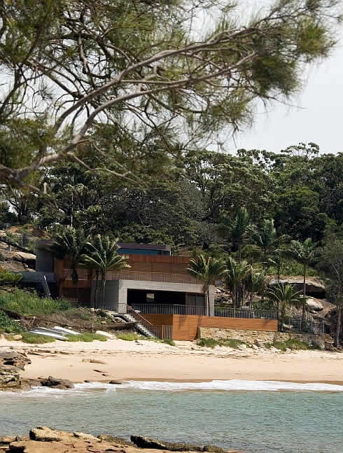beach house in bundeena australia Beach House in Bundeena, Australia
