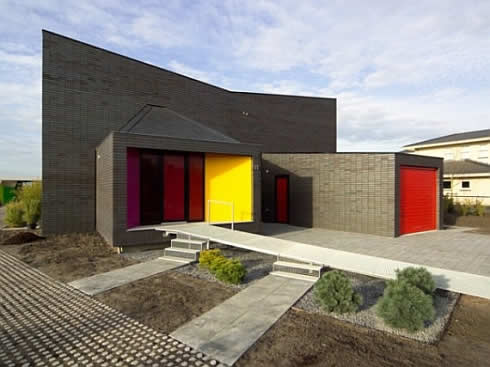 koehler m house 6 M House Offers Full Prvacy in the Netherlands