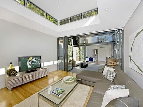 terrace house in sydney 2 Mind Blowing 19th Century Terrace House in Sydney