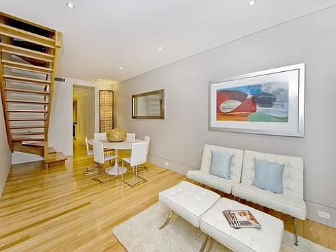 terrace house in sydney 3 Mind Blowing 19th Century Terrace House in Sydney