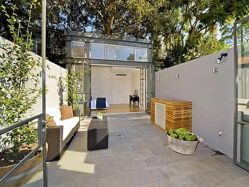 terrace house in sydney 4 Mind Blowing 19th Century Terrace House in Sydney