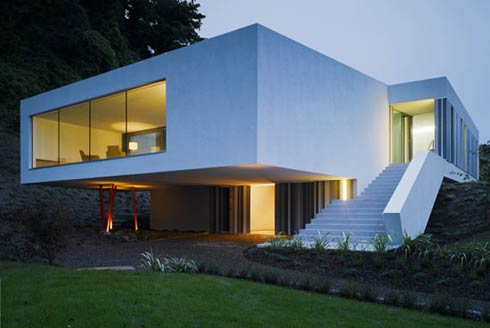 home odos architects House in Wicklow by Odos Architects