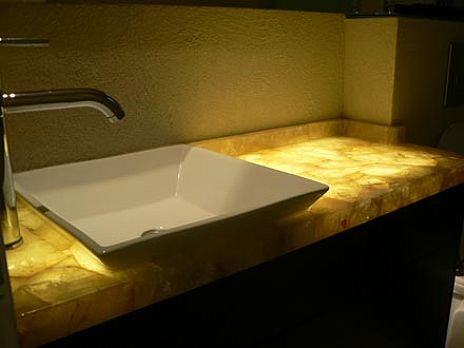 quartz Luxury Gemstones in Home Interiors