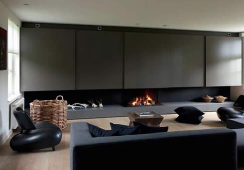 metalfire fireplaces 3 Modern Fireplaces from MetalFire: Sizzling fashion with scorching hot design