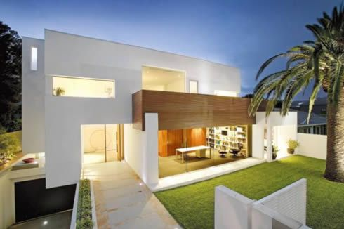 brighton contemporary residence 1 Contemporary Residence in Brighton, Australia
