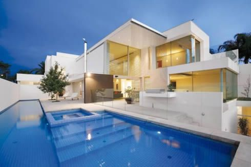 brighton contemporary residence 8 Contemporary Residence in Brighton, Australia