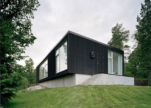 no5 house sweden 3 No.5 House: Stylish minimalist home in the heart of Sweden