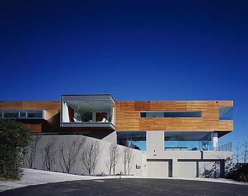 bueth residence 1 Bueth Residence designed by SPF Architects