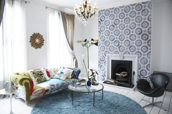 London House Blends Contemporary and Classic 1
