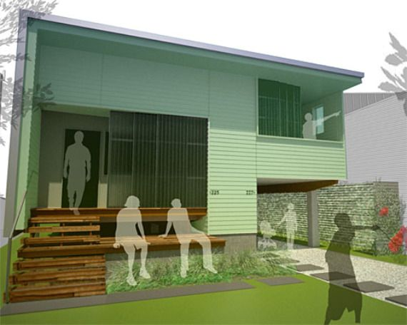 New Orleans Blueprints by Brad Pitt Architecture Foundation