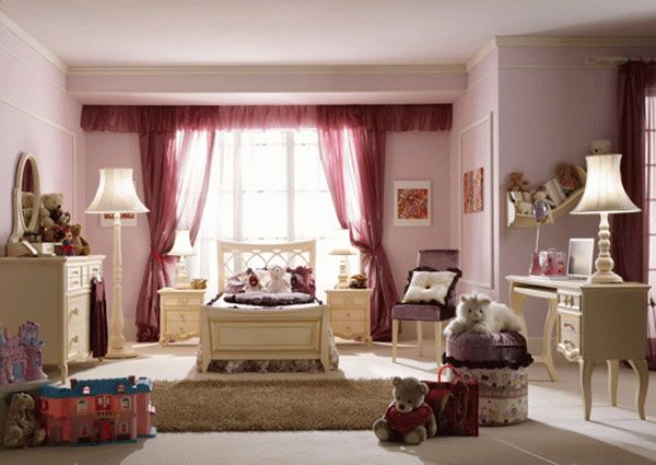 Girls Bedroom Design Ideas by Pm4 1
