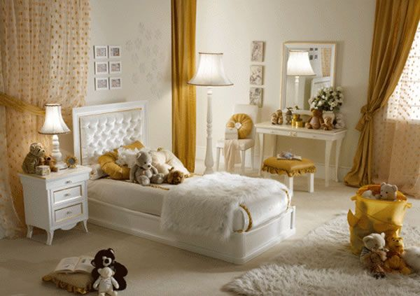 Girls Bedroom Design Ideas by Pm4 4