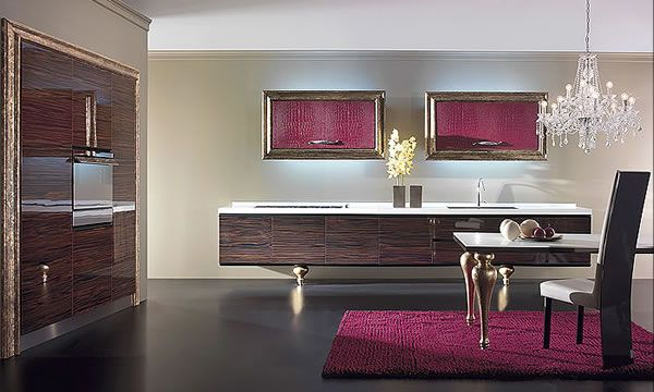 Modern Kitchen Designs by Must Italia 6