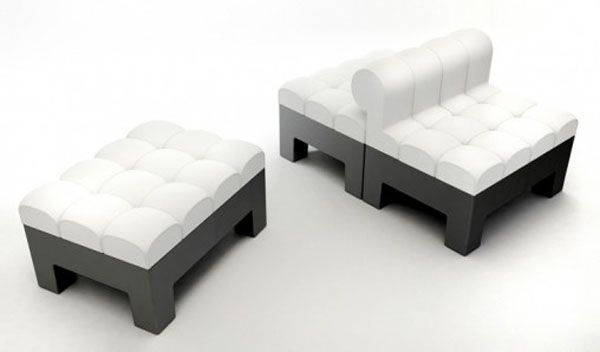 modi sofa by moredesign Modi Sofa: Fun and Flexible