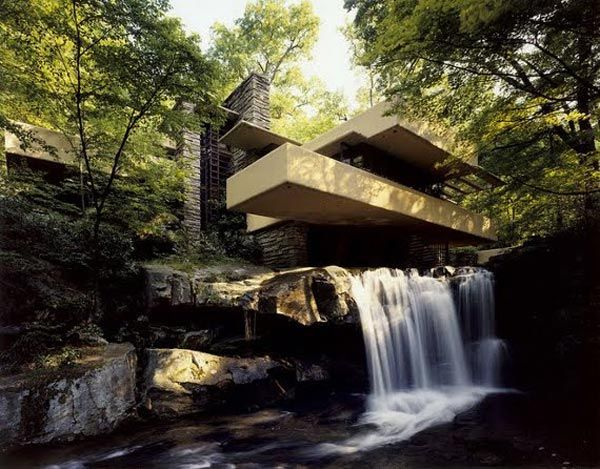 Fallingwater Frank Lloyd Wright 1 Frank Lloyd Wright's Fallingwater House Offers Exclusive Access