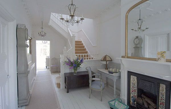 London House With a French Style Interior 1