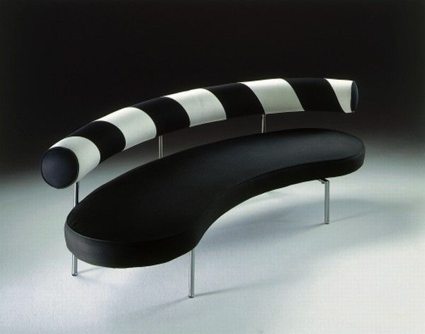 MAX2 Max, A Black&White Stylish Sofa