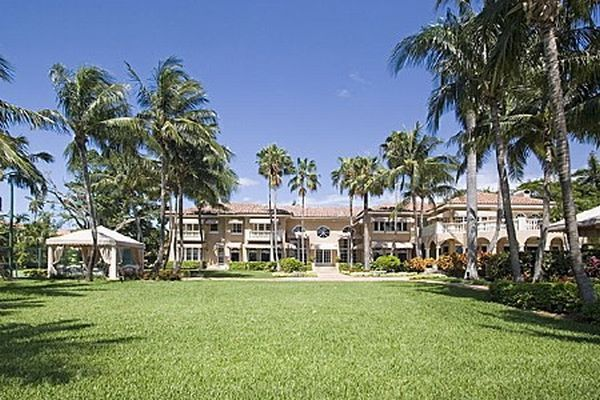 a26 star island05 Shaquille ONeals House in Miami