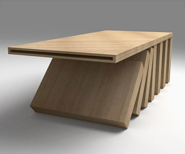 domino table 1 Domino Table by SIDD