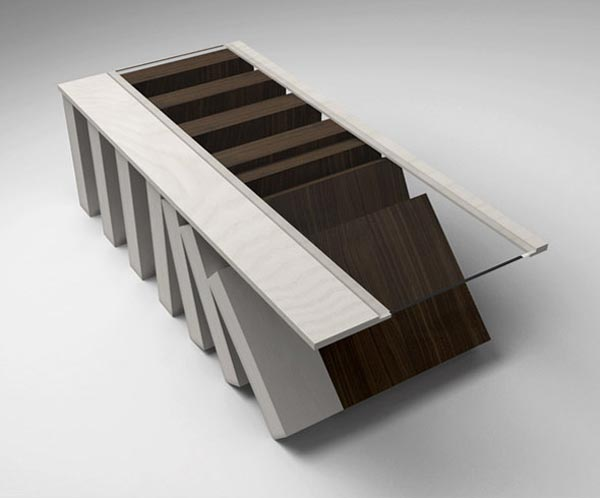 domino table 4 Domino Table by SIDD