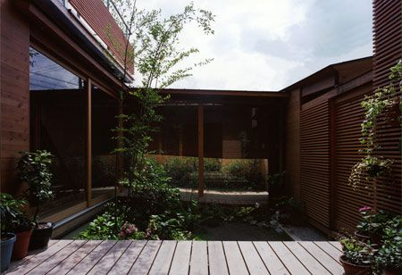 house in wakaura by archivi architects associates4 House in Wakaura, Japan, from Archivi Architects&Associates
